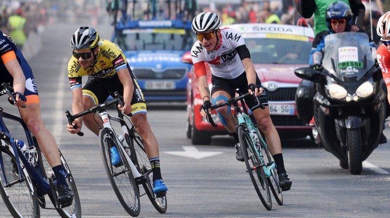 Cyclisme: Simon Pellaud est dans la sélection suisse élargie pour le Tour de Romandie