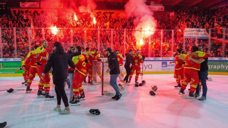 La fête à peine consommée, le HC Sierre travaille sur l'exercice prochain en Swiss League.
