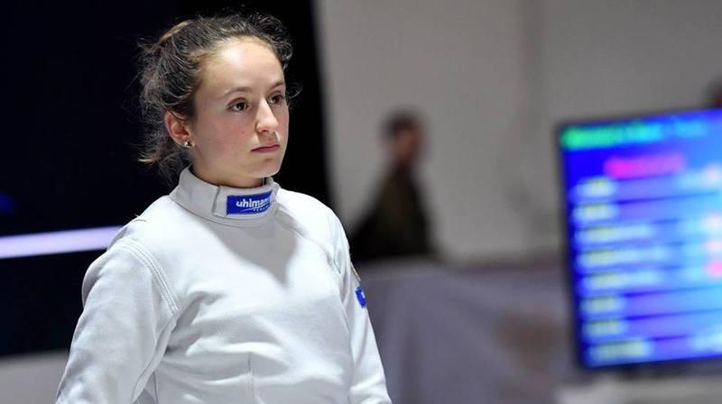 Angeline Favre a terminé 13e en Pologne.