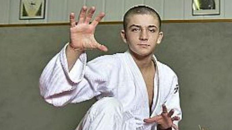 Judo: Simon Maitin en argent en U18