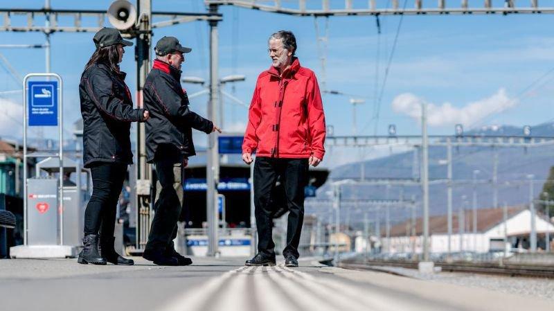 Gare de Sion: la capitale a trouvé suffisamment de bénévoles pour son projet Railfair