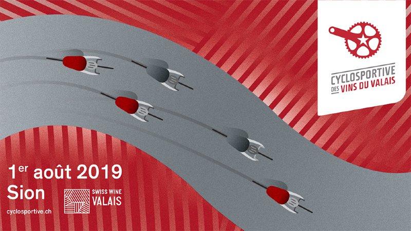 Cyclosportive des Vins du Valais 2019