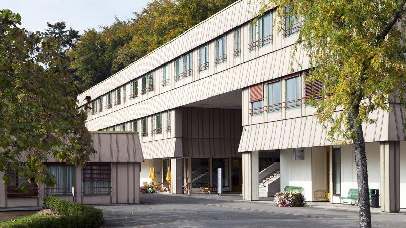 Le Centre d'accueil temporaire (CAT) d'Aigle sera maintenu après l'ouverture de l'Espace Santé Rennaz.
