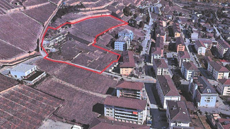 Aucun chantier ne pourra être réalisé dans la partie en rouge pendant trois ans.