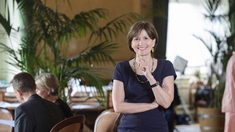 «Les succès des Verts suisses ont commencé en Valais», assure la présidente nationale Regula Rytz
