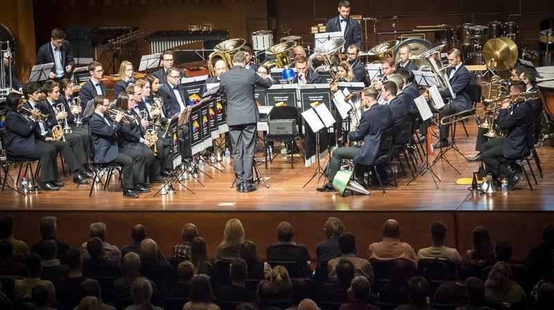 La semaine prochaine, le Valaisia Brass Band défendra son titre européen devant une salle comble, dans l'Auditorium Stravinski à Montreux.