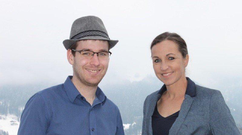 Chablais: Magali Di Marco et Kevin Morisod  candidats verts pour le Conseil national