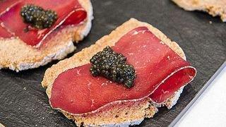 Le caviar valaisan c'est fini