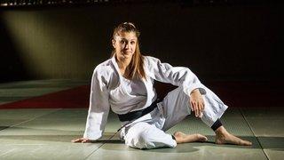 Judo: une onzième médaille européenne pour Priscilla Morand