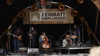Zermatt Unplugged: la belle insularité de Quiet Island