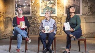Cellules Poétiques: boire, ensemble, la poésie limpide de Corinna Bille