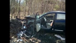 Etats-Unis: elle détruit sa voiture à cause d'une araignée aperçue sur son siège