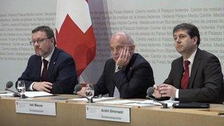 """Les Suisses devront revoter sur la """"pénalisation du mariage"""""""