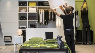 Commerce: Ikea veut louer, réparer et recycler