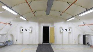 Berne: l'ancien dépôt souterrain de munitions de Mitholz pourrait encore exploser