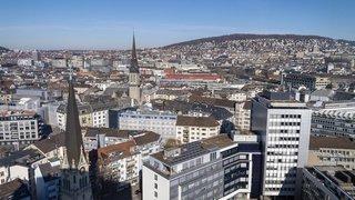 Statistiques: plus une ville suisse est grande, plus l'exécutif est à gauche