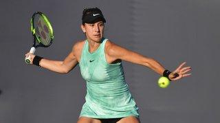 Tennis – Tournoi de Charleston: Belinda Bencic se hisse en quarts de finale