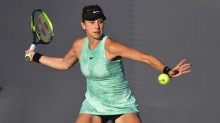 Tennis – Tournoi de Charleston: Belinda Bencic se hisse en 8es de finale