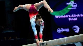 Gymnastique – Championnats d'Europe en Pologne: Ilaria Käslin (4e) et Benjamin Gischard (5e) frôlent la médaille