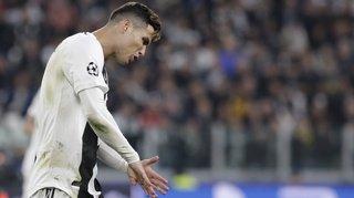 Football - Ligue des champions: l'Ajax élimine la Juventus de Cristiano Ronaldo, le Barça écrase Manchester United