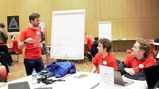 Arkathon: une course aux solutions numériques pour la santé à Sion