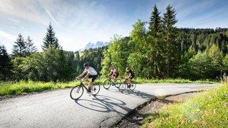 Val d'Illiez: en route vers le cyclotourisme
