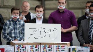 Le peuple votera sur l'homophobie