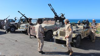 Ua holomuaʻo Haftar ma Tripoli