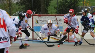 Streethockey: Sierre Lions et Martigny éliminés en demi-finale