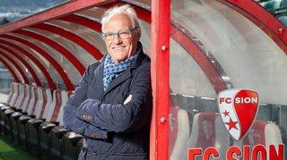 FC Sion: l'imbattable record de Jean-Claude Donzé sur le banc de touche