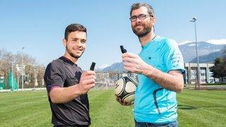 Paroles d'arbitres: Frédéric Studer et Sefik Vuckic, d'un pôle à l'autre du ballon rond