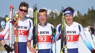 Ski nordique: deux titres pour Ski-Valais lors de la Swisscup