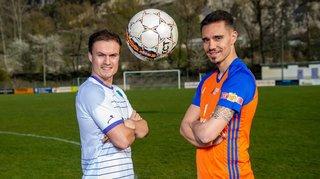 Foot des régions: un duel avant l'heure pour Yoan Mudry et Jonathan Corbillon