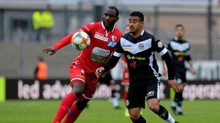 Découvrez les notes des joueurs du FC Sion lors du match contre Lugano