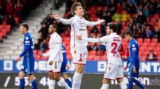 Football: les trois points du match Sion - Lucerne