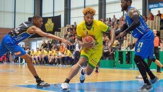 Basket: Joel Wright suspendu pour cinq matchs, le BBC Monthey fera recours