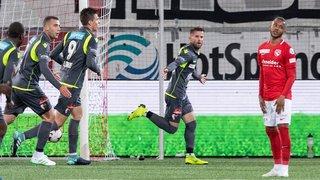 Football: les points du match Sion - Thoune