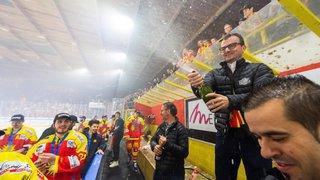 Alain Bonnet: «Le HC Sierre mérite une nouvelle patinoire et la Swiss League»