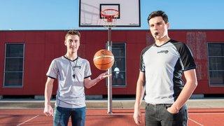 Paroles d'arbitres: Grégoire Pillet et Noah Barbe, l'arbitrage par amour du jeu