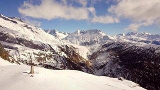 «Le Valais depuis les airs»: vol au-dessus de Belalp