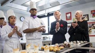 Le Bouveret: le César Ritz College s'agrandit et vise une renommée mondiale