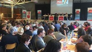 Le PS a adoubé les candidats qui entoureront Mathias Reynard cet automne