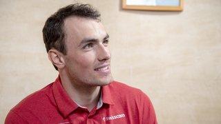 Daniel Yule: «Il y a dix ans, personne ne me voyait en Coupe du Monde»