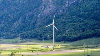 Bons résultats en 2018 pour les éoliennes du coude du Rhône