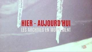 Les archives en mouvement: alerte gel