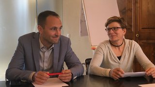 Conseil des Etats: un ticket rose-vert en Valais