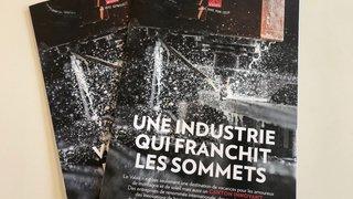 Damian Constantin: «Le Valais n'est pas perçu comme un lieu où l'on peut travailler et s'établir»