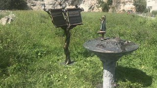 Un parc de sculptures dédié aux malvoyants verra le jour à Sion