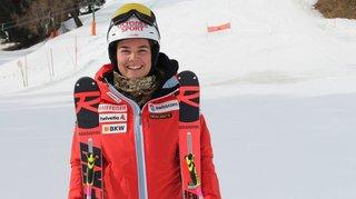 Mélanie Meillard: «Le grand objectif, c'est de retrouver mon niveau d'avant»