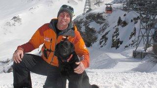 Patrouilleur à Verbier l'hiver, pilote d'hélico en Alaska l'été